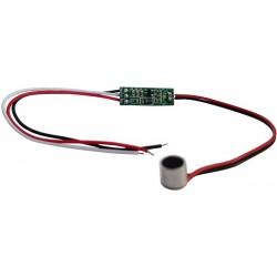 Микрофон для видеонаблюдения, 1200