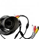 Кабель для камер видеонаблюдения 3 в 1 Аудио Видео Питание 20 метров.