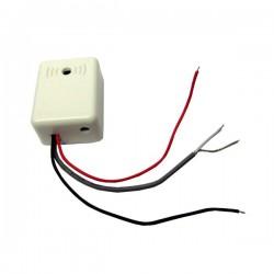 Высоко точный микрофон для видеонаблюдения, видеорегистратора CCTV с тонкой подстройкой.