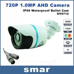 Наружная AHD 720P камера видеонаблюдения с ик-cut фильтром 1мп.