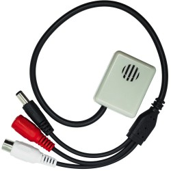 Микрофон для видеорегистратора видеонаблюдения, 1212-01