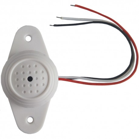 Микрофон для видеорегистратора видеонаблюдения с тонкой подстройкой малошумящий с шумоподавителем, SUPR-107