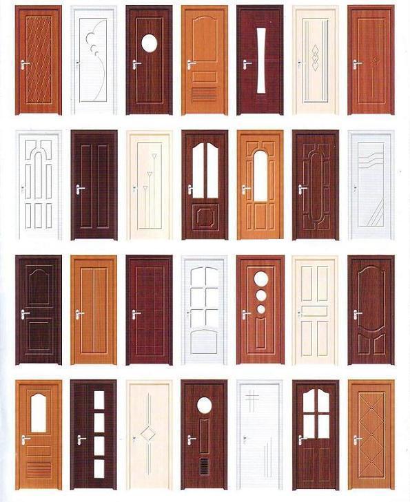 А как вы выбирали двери?